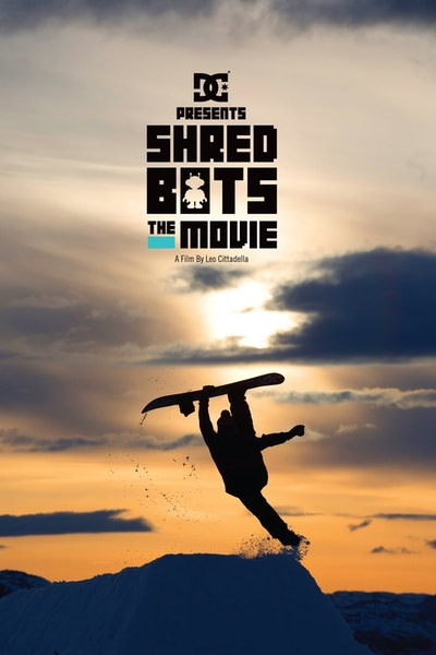 Shred Bots The Movie Purchase