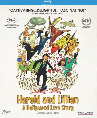 Harold and Lillian - region free [Blu-ray]