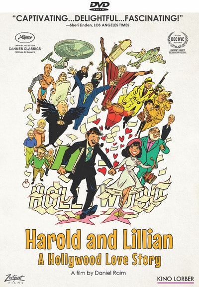 Harold and Lillian - region free [DVD]