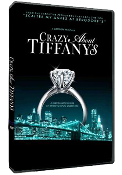 Crazy About Tiffany's DVD