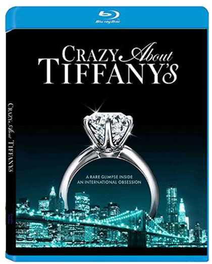 Crazy About Tiffany's blu-ray