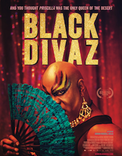 Black Divaz DVD