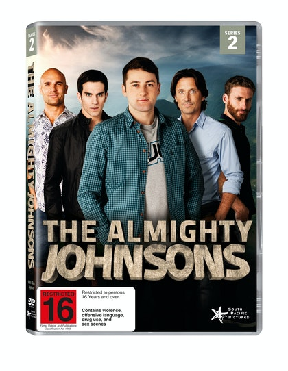The Almighty Johnsons Season 2