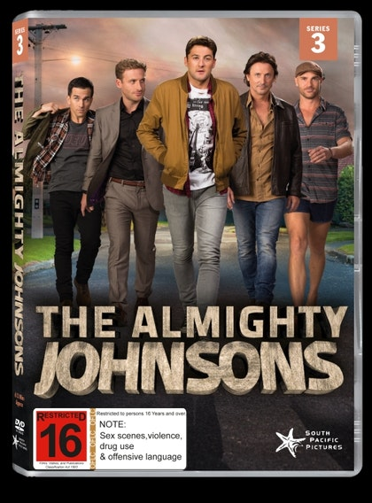 The Almighty Johnsons Season 3