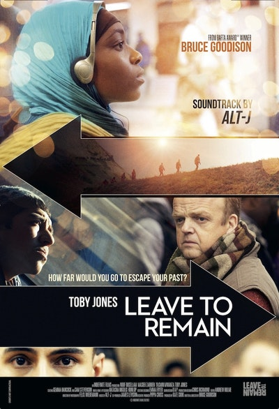 Leave To Remain Poster- Small