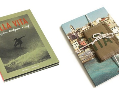 Bella Vita DVD & Book Bundle - DVD Collector's Set & Arkitip Book Issue No. 0059 w/ Wallet