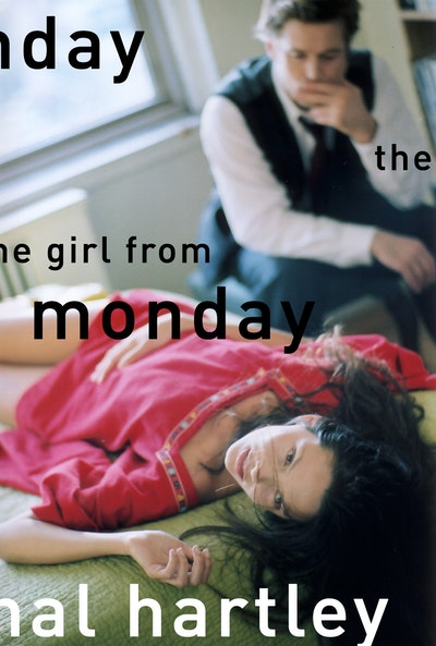 The Girl from Monday - DVD