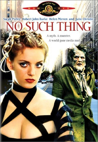 No Such Thing  - DVD