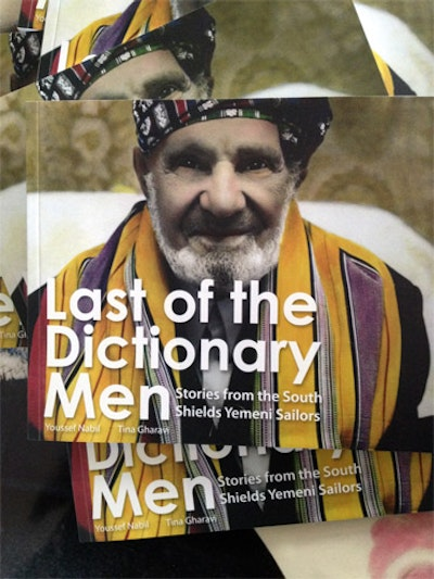 The King of South Shields + I Am Nasrine (DVDs) + The Last of Dictionary Men (Book) Bundle