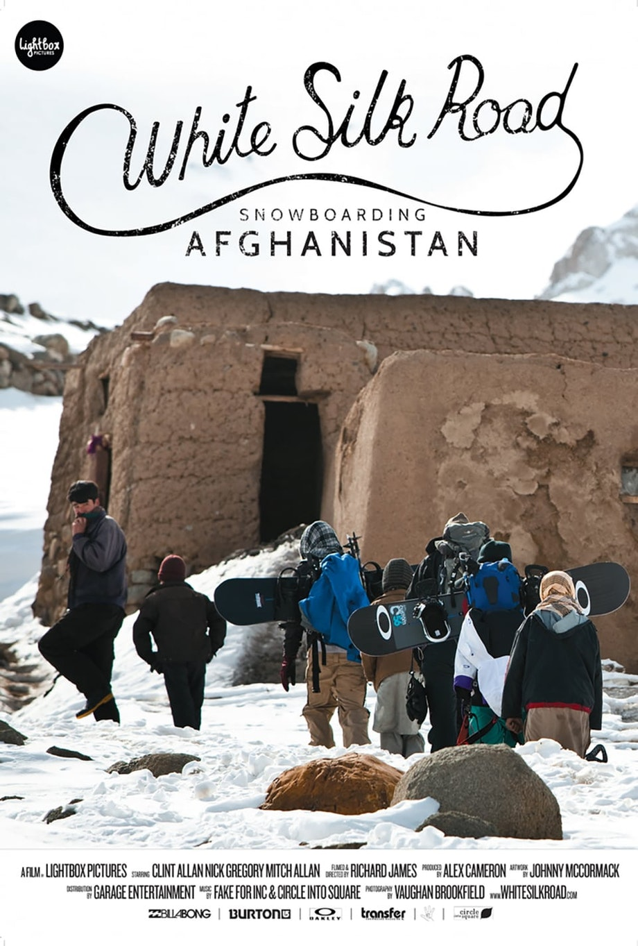 White Silk Road