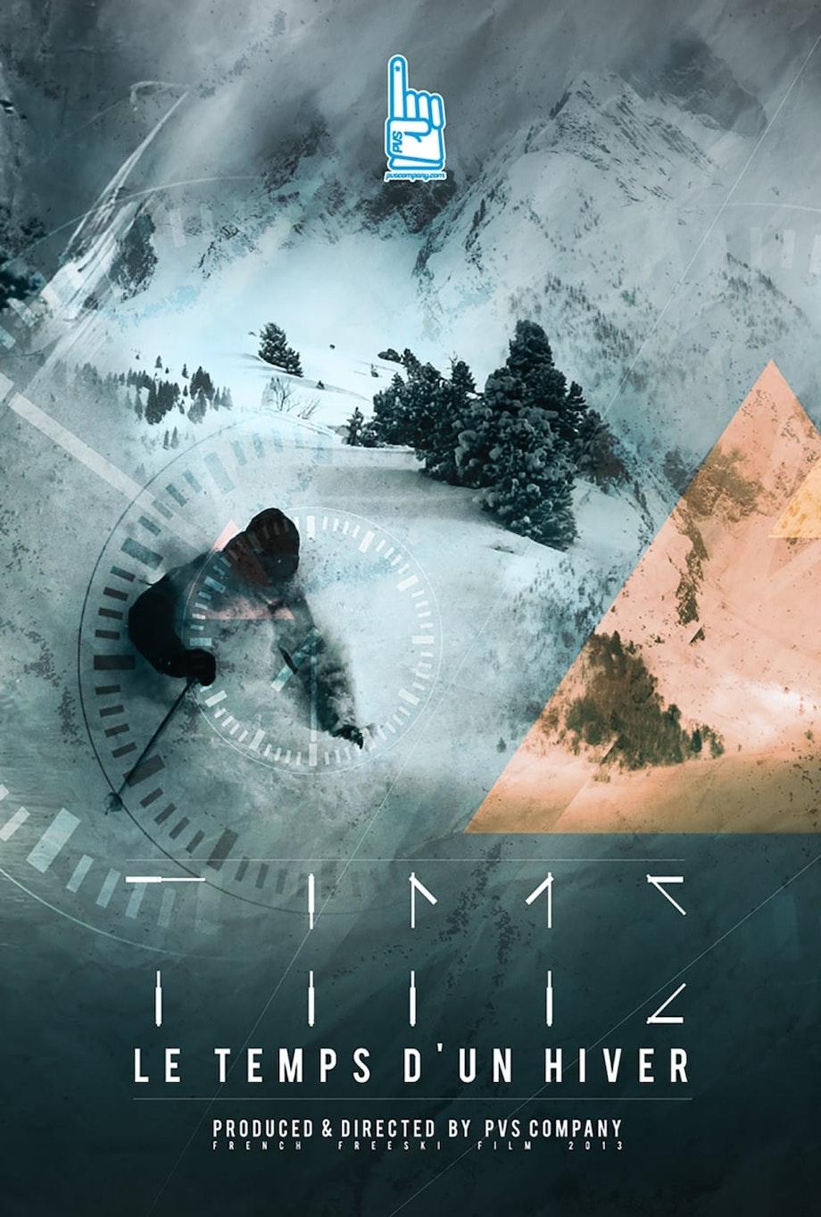 Time  Le Temps D'un Hiver
