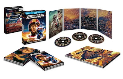 3-DISC Blu-Ray + DVD Ultra Turbo Charged Collector's Edition