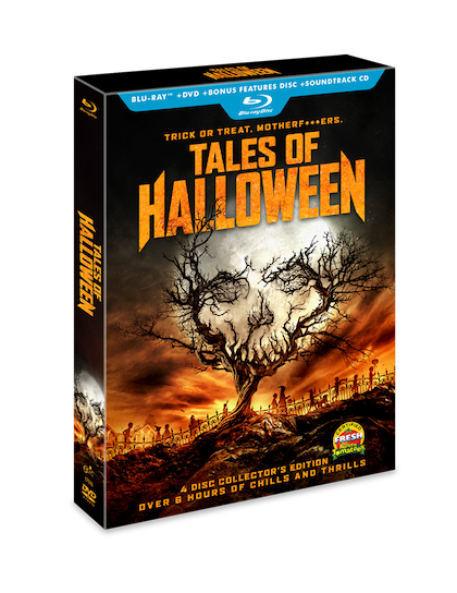 BD/DVD Set</br>TALES OF HALLOWEEN</br>Special Collector's Edition
