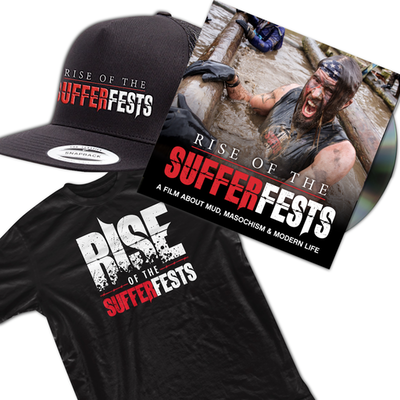 DVD Bundle - DVD, Hat and Tee