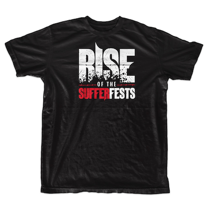 Sufferfests Shirt - Black