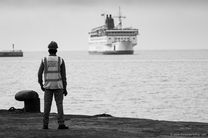 Ship Arrival