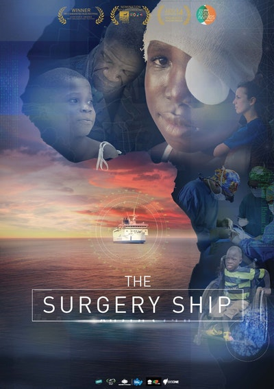 The Surgery Ship DVD