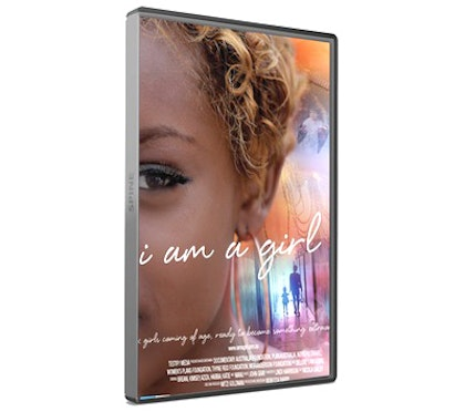 I Am A Girl DVD (price AUD)