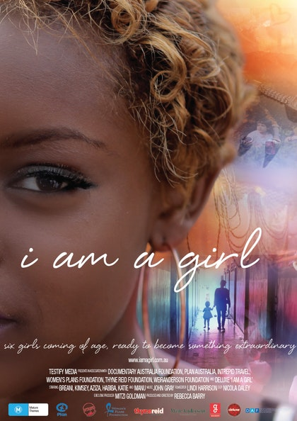 I Am A Girl DVD
