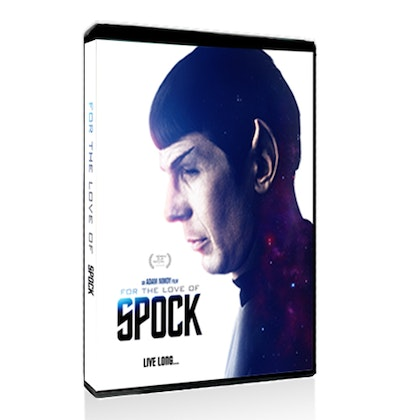 For The Love of Spock - DVD