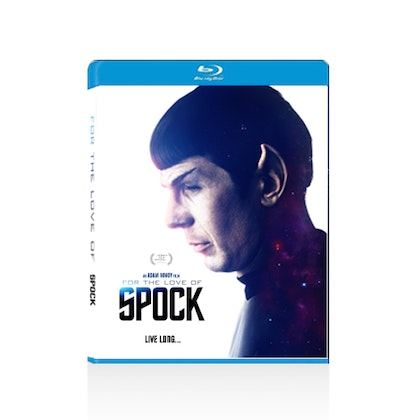 For The Love of Spock - Blu-Ray