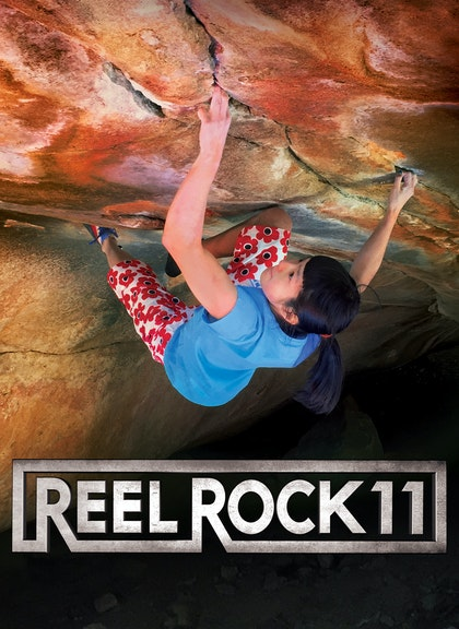 REEL ROCK 11 ON DVD