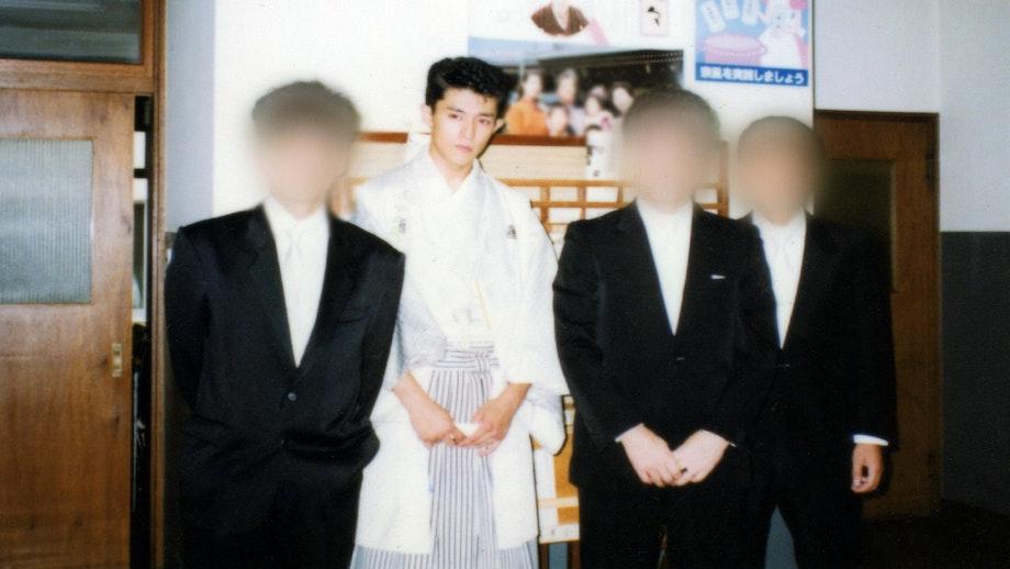 June Bride: Redemption of a Yakuza