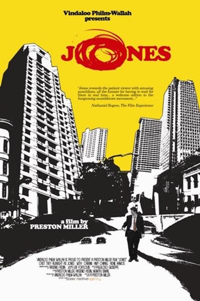 JONES - DVD