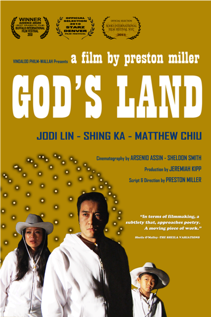 GOD's LAND - DVD