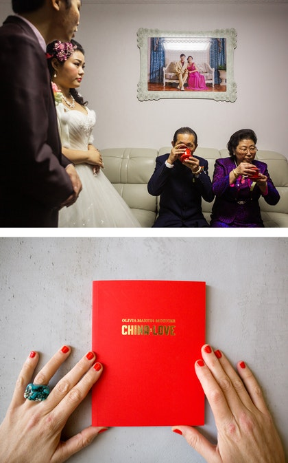 China Love Photo Book