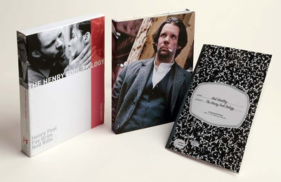 Pre-Order : Henry Fool Trilogy Box Set