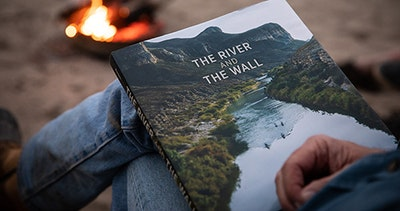 The River and the Wall Book