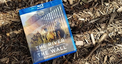 The River and the Wall Blu-Ray