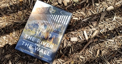 The River and the Wall DVD