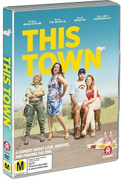 This Town  - DVD