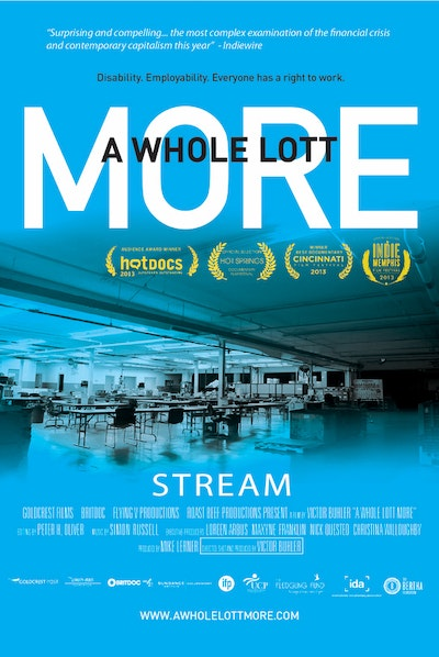 Stream 'A Whole Lott More'