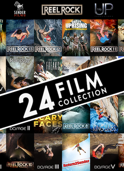 The Full Package: 20 Years of Climbing Films thumbnail