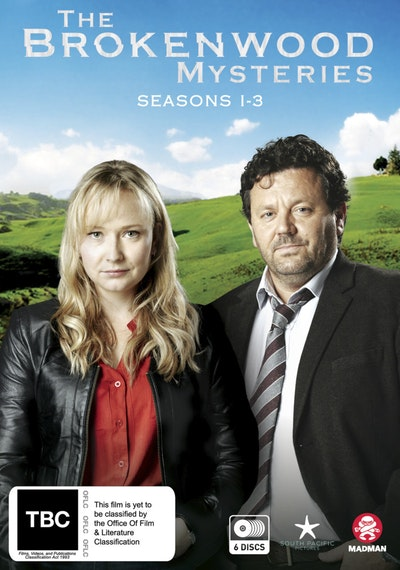 The Brokenwood Mysteries Box Set: Seasons 1-3