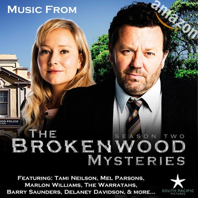 The Brokenwood Mysteries season 2 soundtrack (Amazon)