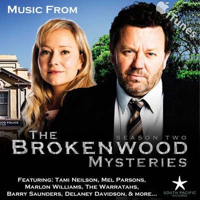The Brokenwood Mysteries season 2 soundtrack (iTunes)