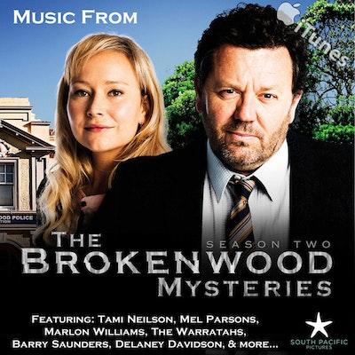 The Brokenwood Mysteries season 2 soundtrack (iTunes)