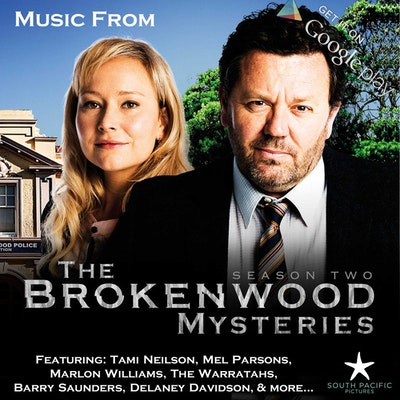 The Brokenwood Mysteries season 2 soundtrack (Google Play)