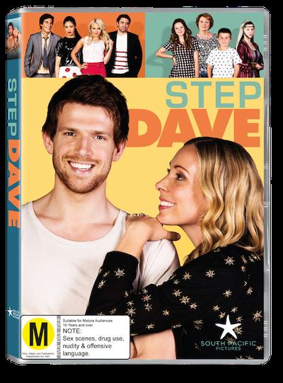 Step Dave season one DVD