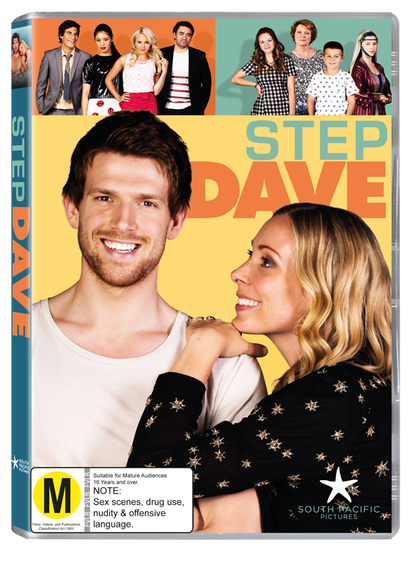 Step Dave season one DVD