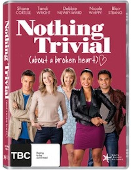 Nothing Trivial - season 1 DVD