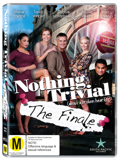 Nothing Trivial - Finale Telefeature on DVD