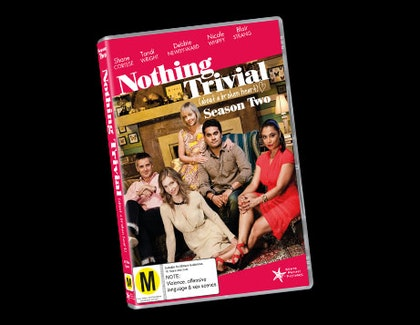 Nothing Trivial - season 2 DVD
