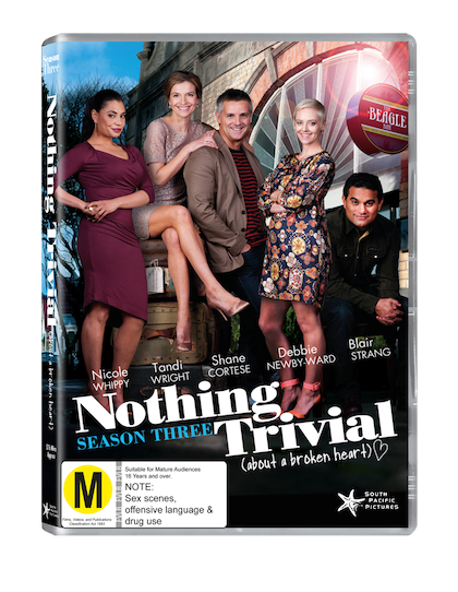 Nothing Trivial - season 3 DVD