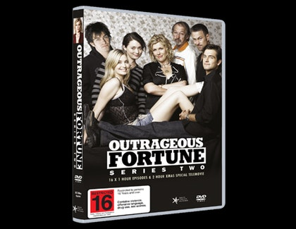 Outrageous Fortune Season 2
