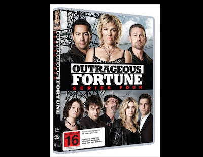 Outrageous Fortune Season 4